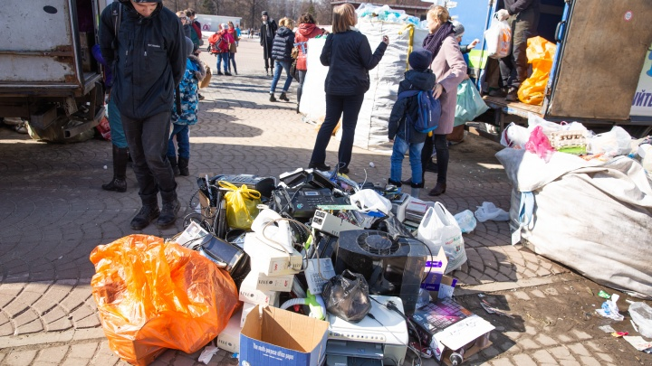В выходной в Ярославле можно будет сдать ненужные вещи: куда нести