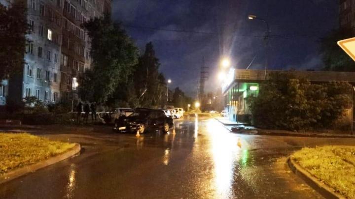 Подробности ночного ДТП на Грибоедова: пострадали четверо