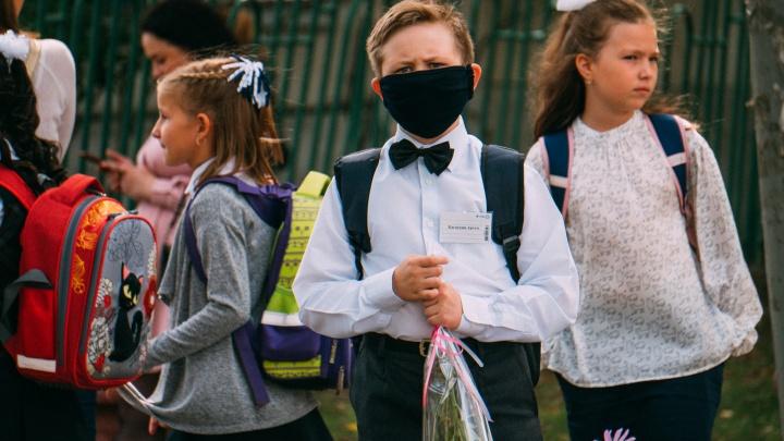 Нужны ли маски учителям и какие ограничения будут в омских школах? Отвечает Роспотребнадзор