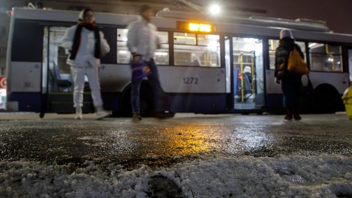Морозы и снегопад возвращаются: рассказываем о погоде в Волгограде и области на ближайшие дни