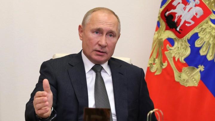 Путин решил наградить орденами топ-менеджеров из Самарской области
