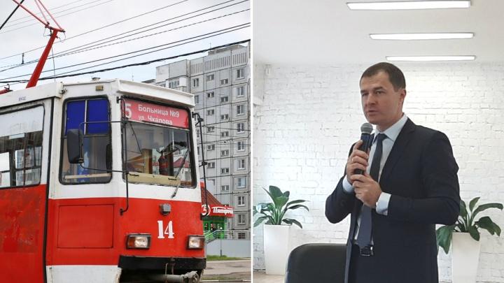 Мэр рассказал, почему откладывает модернизацию общественного транспорта в Ярославле