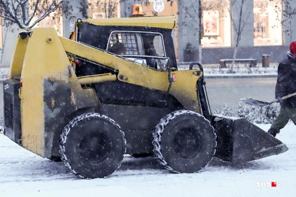 В Первомайском районе устранили аварию