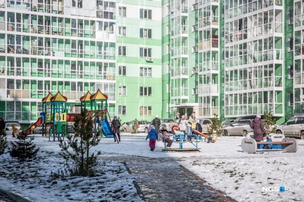 В Новосибирске сложнее всего записать ребёнка в детский сад в Октябрьском районе