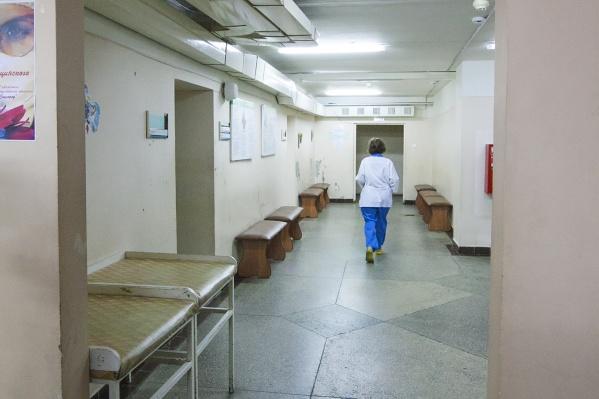 О планах ремонта детской поликлиники Шумков заявлял в начале этого лета