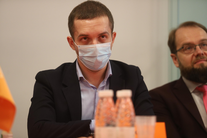 директор по доступу на рынок BIOCAD Валентин Додонов