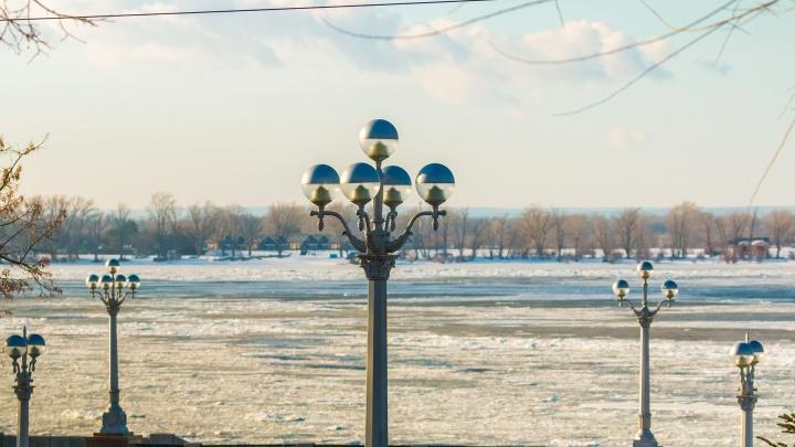 В Самарской области потеплеет до +12 °C