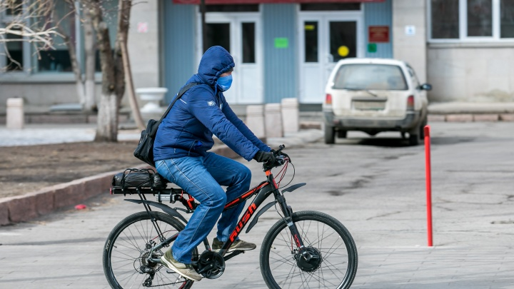 Продолжается рост новых случаев COVID-19 в Тюменской области. Всего в регионе — 9072 заболевших
