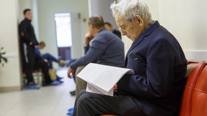 Волгоградским пенсионерам продлили самоизоляцию до 12 июля