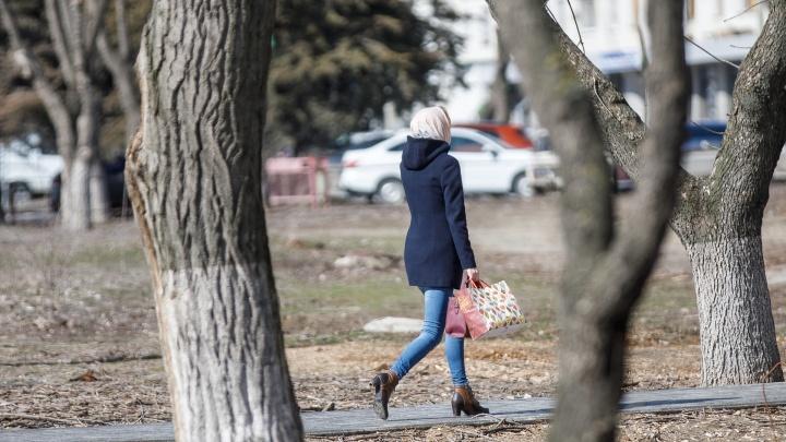 Синоптики обещают жаркий конец марта в Волгоградской области