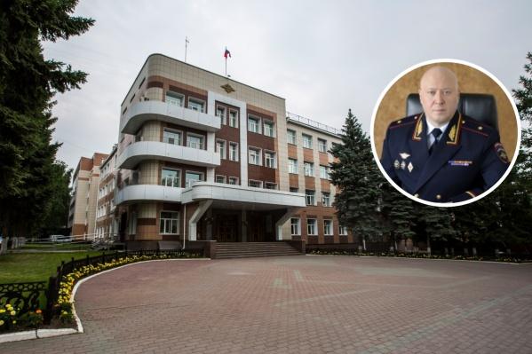 Андрей Кульков прежде возглавлял МВД в Хакасии