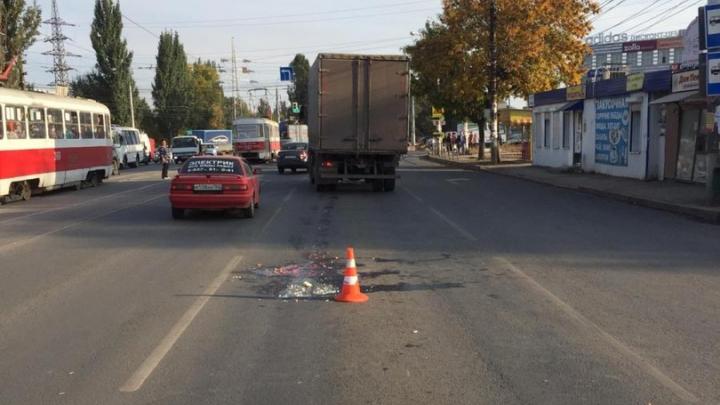 Стали известны детали смертельного ДТП с пешеходом у рынка «Норд»