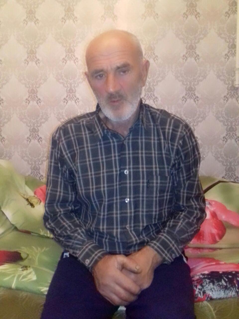 Мухаз Байсултанов всю жизнь работал мясником
