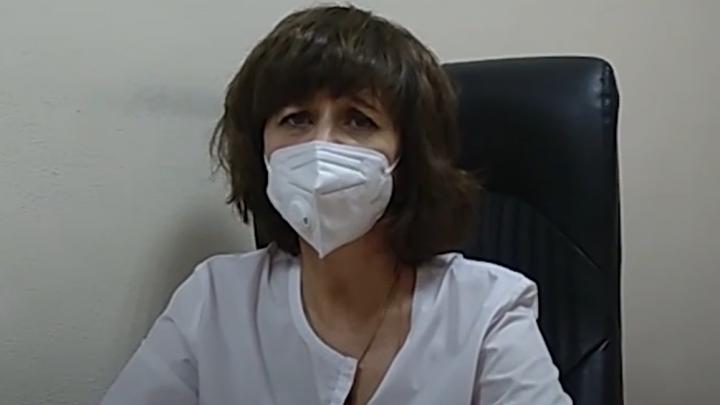 Кемеровский врач назвала симптомы COVID-19, при которых нужно обращаться к врачу