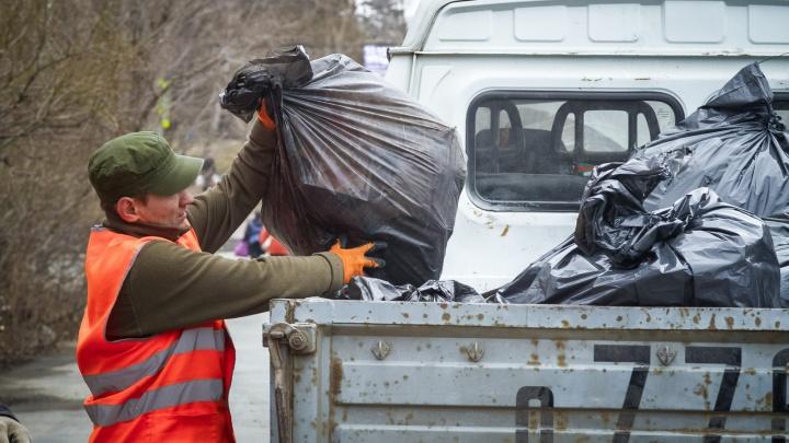 «Выйдут сотрудники мэрии и жители города»: Челябинск очистят от мусора и грязи до конца апреля
