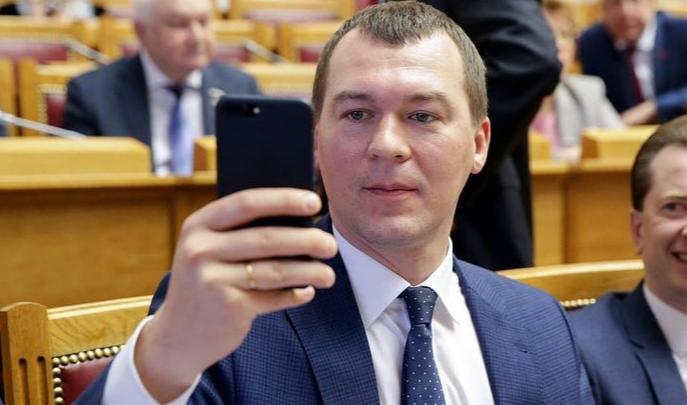 Эпатажного политика из Самары назначили врио губернатора Хабаровского края
