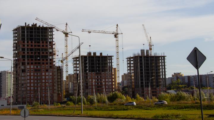 Мэрия Омска впервые за три года сдает в аренду участок для строительства многоэтажки