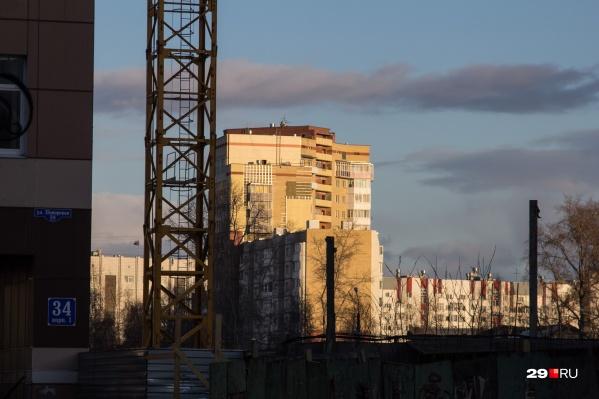 Как будет проходить застройка Архангельска в ближайшие 20 лет — определит новый генплан