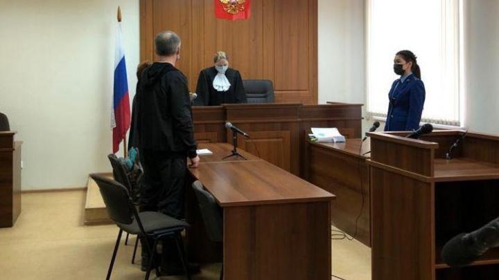 Бывшего бизнес-партнера Александра Новикова приговорили к пяти годам колонии