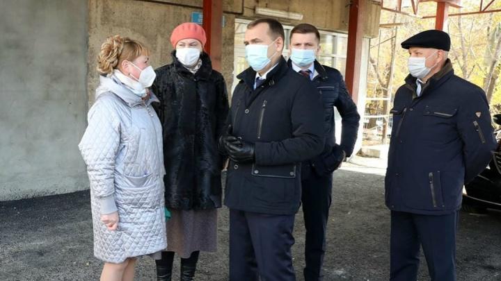 «Теперь дело за теми, кто работает»: Шумков рассказал, что сделано в регионе для борьбы с COVID-19