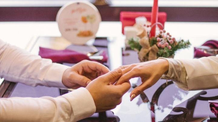 В Башкирии 29 февраля сыграют 91 свадьбу