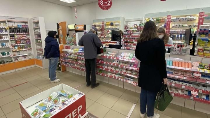 В Волгоградской области закупили лекарства от коронавируса