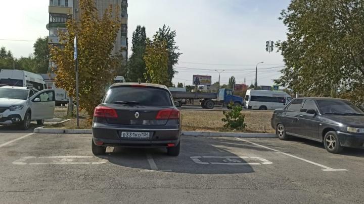 «Сразу видно — инвалид»: автохамы Волгограда игнорируют даже правила приличия