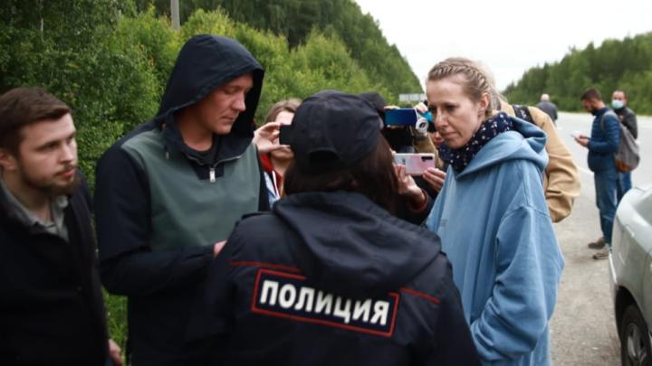 Три главных вопроса к защитникам Сергия: колонка журналиста о нападении на Собчак в женском монастыре