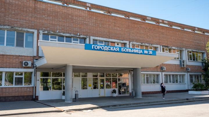 В Ростове еще одна пациентка с подтвержденным коронавирусом родила ребенка