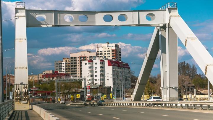 Правительство РФ выделило деньги на достройку Самарского (Фрунзенского) моста