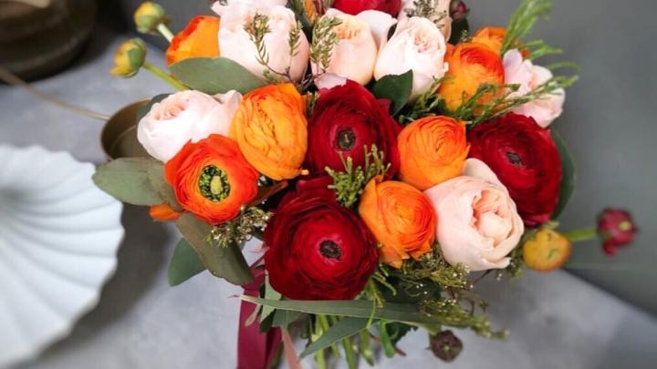Если день рождения выпал на апрель: доставка цветов «Гранд При» поможет создать праздничное настроение