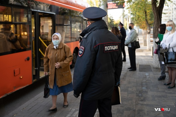 В Волгограде за день вирус нашли всего у 40 человек