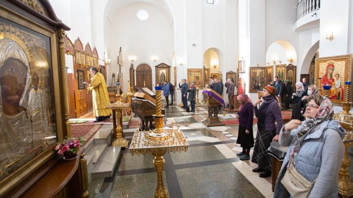 Наталья Котова попросила челябинцев молиться дома на Пасху