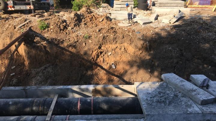В Самаре на ремонтные работы закроют две улицы