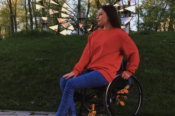 Есения — студентка, спортсменка и просто красавица