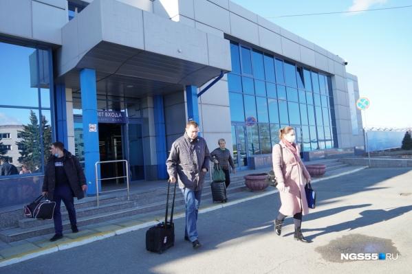 Последние рейсы из Таиланда прибыли в Омск ещё в конце марта