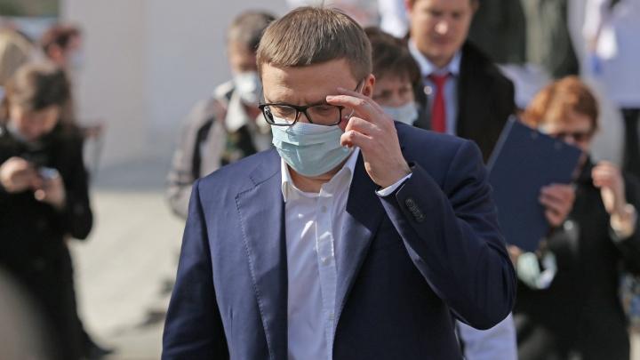 Алексей Текслер ввёл в Челябинской области новые меры для борьбы с коронавирусом