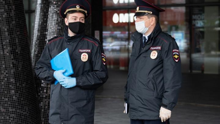 Бюджет пополняют: в Волгограде и области составили без малого 300 протоколов на нарушителей самоизоляции