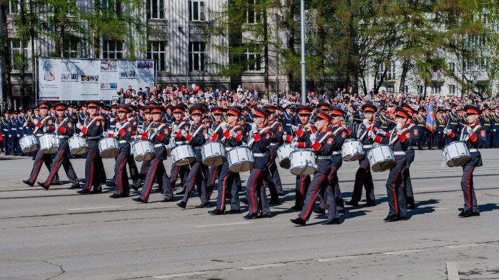 Парад Победы в Перми перенесут на другой день
