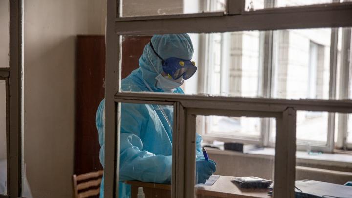 В Новосибирске сворачивают работу три ковидных госпиталя