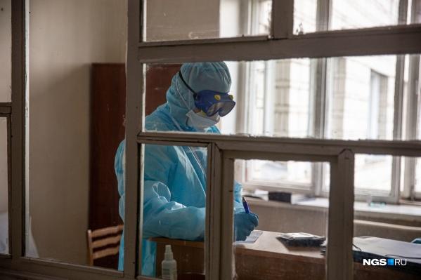 """В роддоме <nobr class=""""_"""">№ 2</nobr> готовятся к проведению дезинфекции — после этого учреждение сможет вновь принимать рожениц"""