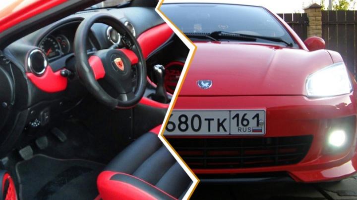«Гаишники тормозили — восхищались»: как водитель из Ростова превратил машину ТагАЗа в звезду дорог
