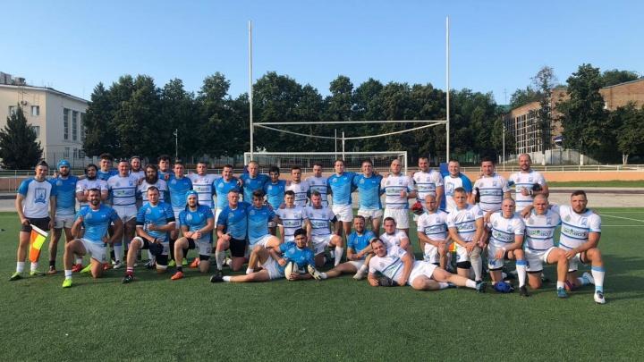 «Будем вместе развивать это направление»: самарский регби-клуб поддержит новый партнер