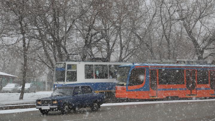 В Башкирии выпадет снег