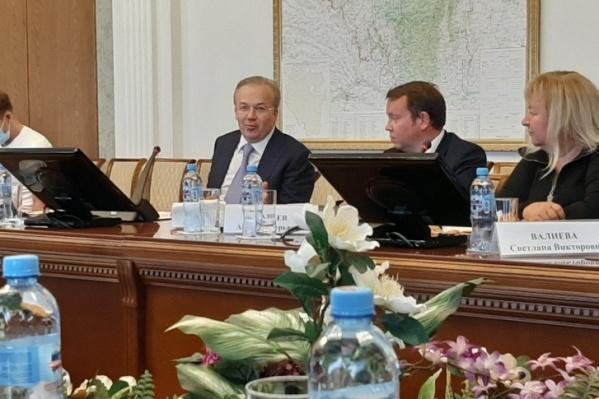 Сегодня Андрея Назарова назначили премьер-министром