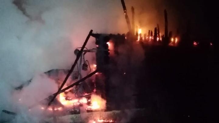 Стали известны имена постояльцев пансионата в Башкирии, погибших в пожаре