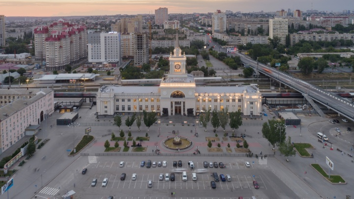 Волгограду вернули ежедневный поезд на Чёрное море: смотрим расписание и цены