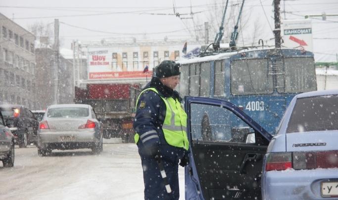 Не попадись: автоинспекторы вышли ловить водителей, не пропускающих пешеходов