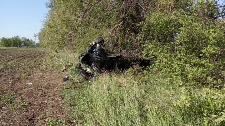 На Дону водитель BMW уехал с места аварии, потом решил вернуться и погиб в другом ДТП