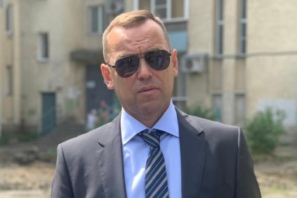 В отношении Вадима Шумкова готовились «противоправные действия», сообщила интернет-газета Znak.com